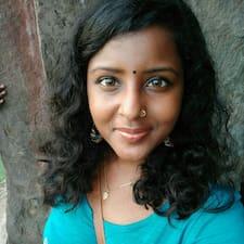 Narayani felhasználói profilja