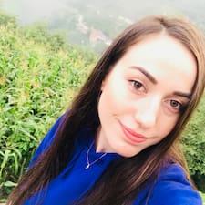 Merve - Uživatelský profil