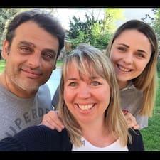 Nutzerprofil von Jean-Philippe, Sabrina & Margaux