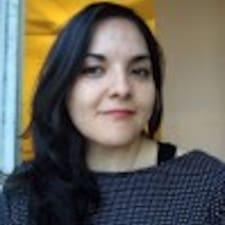 Nydia User Profile