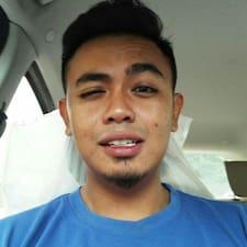 Haizzat User Profile