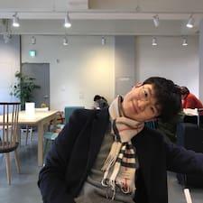 Användarprofil för Changhyeon