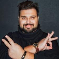 Henkilön Dimitar käyttäjäprofiili