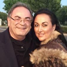 Alain & Linda Brugerprofil