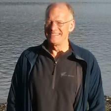 Henkilön Ian käyttäjäprofiili