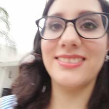 Perfil do utilizador de Daniela