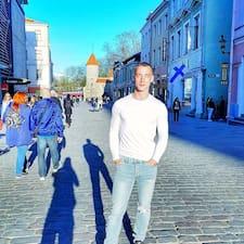 Nutzerprofil von Sergejs