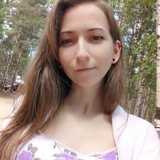 Мамаева Kullanıcı Profili