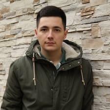 Profil utilisateur de Руслан