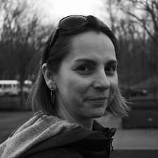 Milana Brukerprofil