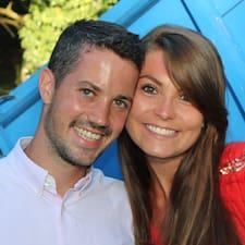 Profil utilisateur de Clélia & Paul