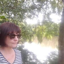 Kornelia felhasználói profilja