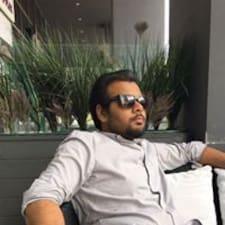 Fahd felhasználói profilja