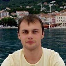Vasyl User Profile