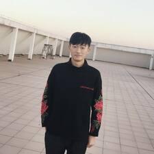 Nutzerprofil von Zhiwei