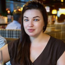 Ekaterina User Profile