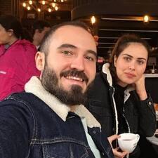 Perfil do utilizador de Uğur