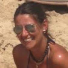 Penelope felhasználói profilja