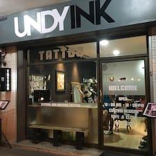 Το προφίλ του/της Undyink