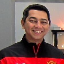 Shafik User Profile