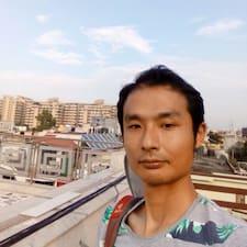 Hidetoshi Brukerprofil