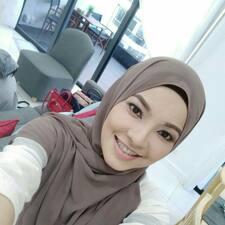 Safiza User Profile