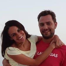 Cláudia & Henrique是超讚房東。