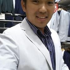 Profil utilisateur de Fong