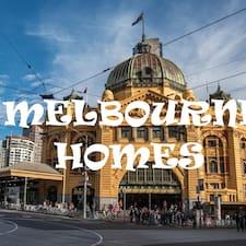 Nutzerprofil von Melbourne