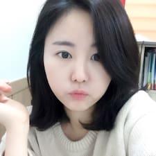 Minyoung felhasználói profilja