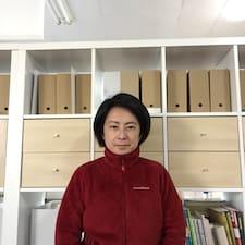 Hisayo(Sue) User Profile