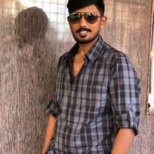 Henkilön Goutham Kumar käyttäjäprofiili