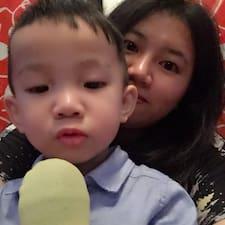 Användarprofil för 卡韵