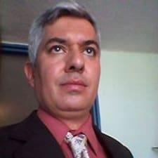 Sergio Abel felhasználói profilja