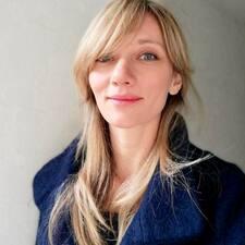 Angelika felhasználói profilja