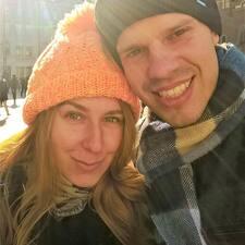 Nutzerprofil von Andrey & Kate