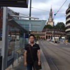 Nutzerprofil von Zhenyang