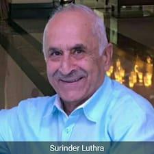 Surinder Kumar Singh Brugerprofil
