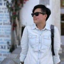 Profil Pengguna Jinjin