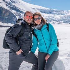 Suzanne & Alex User Profile