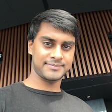 Srikant felhasználói profilja