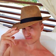 Profil utilisateur de Kirill