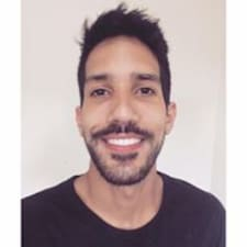 Профиль пользователя Filipe