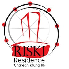 Riski的用戶個人資料