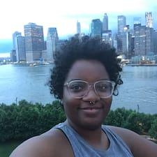 Alicia User Profile