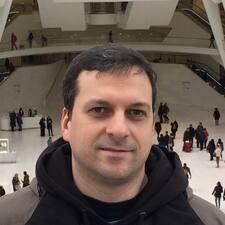 Henkilön Ivan käyttäjäprofiili