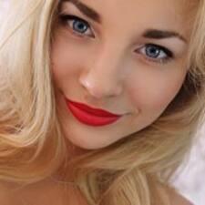Profil utilisateur de Viktoriia