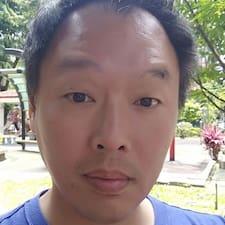 Tomtom felhasználói profilja