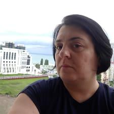 Profil utilisateur de Ека