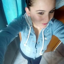 Maria De Los Ángeles felhasználói profilja